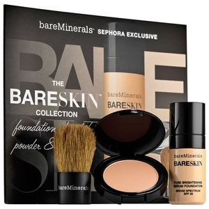 TEMPORARY PRICE DROP BUNDLE ONLY Bareminerals Set